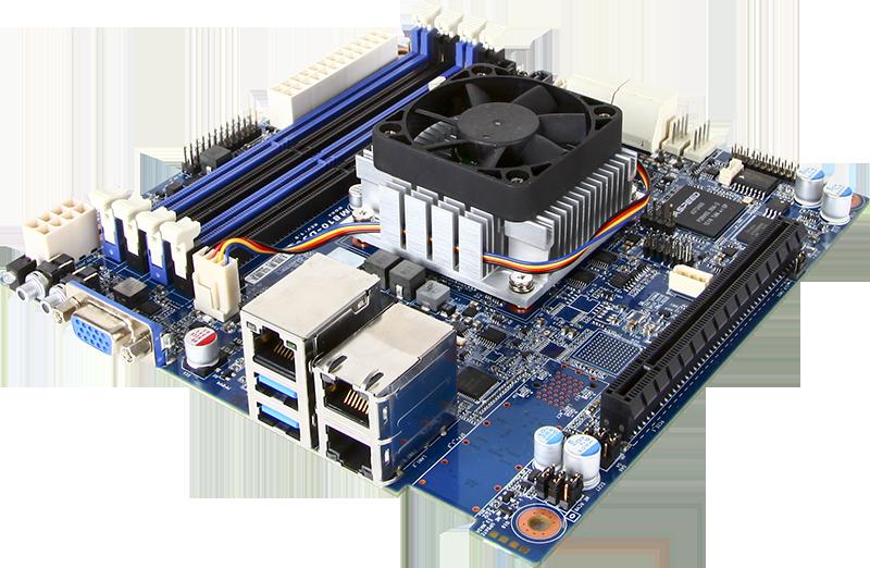 Gigabyte MB10-DS1 Motherboard