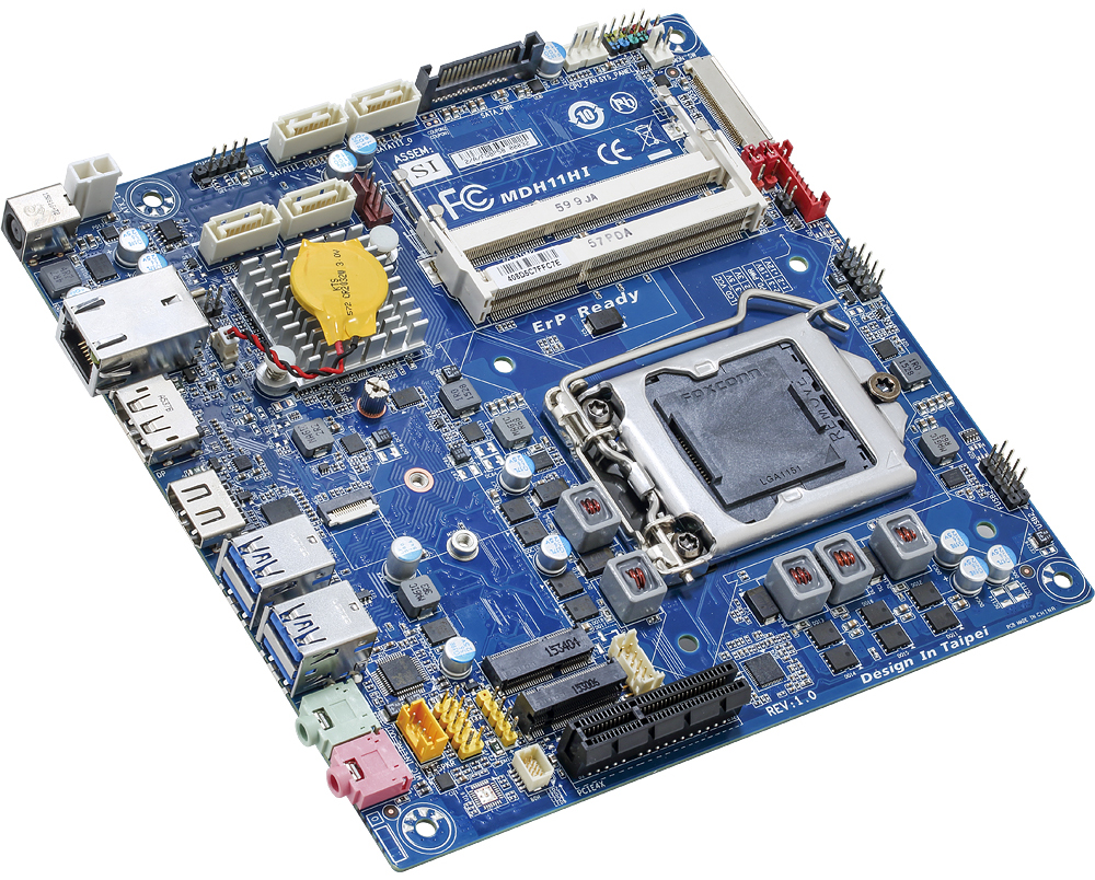 Embedded Motherboard - SG-Computers