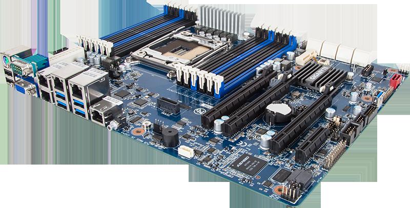 Gigabyte MU70-SU0 Motherboard