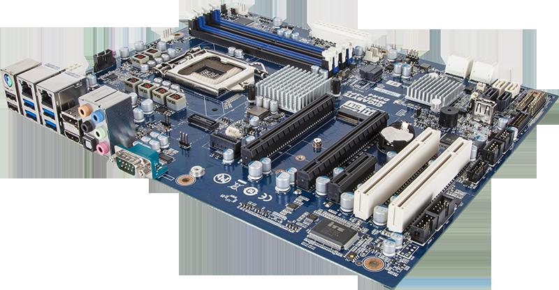 Gigabyte MW31-SP0 Motherboard