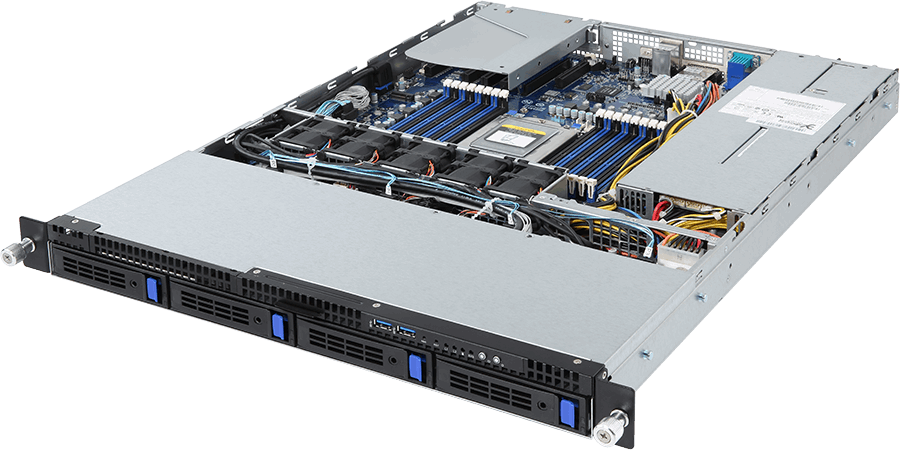only by CMS C123 Memory Ram Compatible with Gigabyte R151-Z30 Server MZ31-AR0 4X8GB 32GB