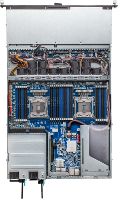 R180-F34 - Top (with riser cards)